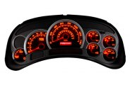 US Speedo� - Speedometer LED Bulbs Kit