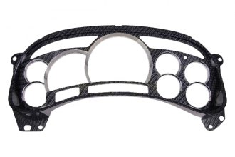 US Speedo® - Carbon Fiber with Chrome Rings Replacement Lens