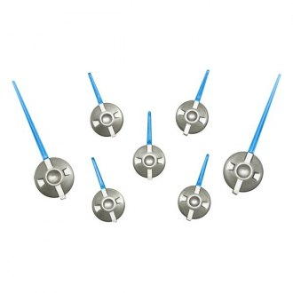 US Speedo® - Blue Needles with Satin Hub