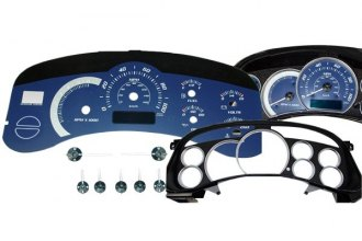 US Speedo® PLK0234 - Escalade Blue Gauge Face Kit