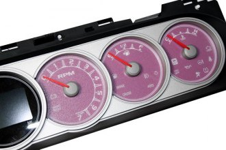 US Speedo® SCI088 - Daytona Edition Pink Gauge Face Kit