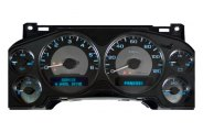 US Speedo� - Stealth Edition Gauge Face Kit