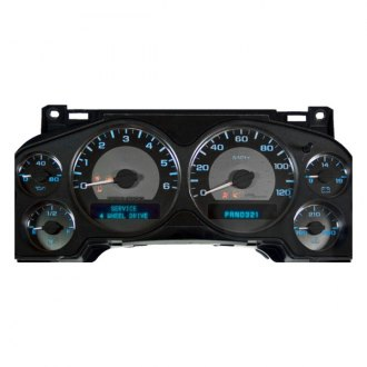 US Speedo® - Stealth Edition Gauge Face Kit