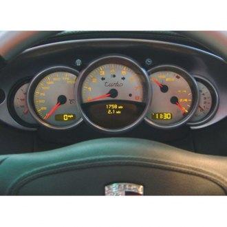 2003 Porsche 911 Series Custom Gauge Faces — CARiD com