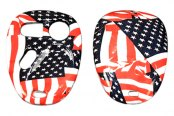 US Speedo® - American Flag Designer Key Fob Case (3 Buttons)