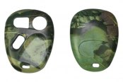 US Speedo® - Mossy Oak Camo Designer Key Fob Case (3 Buttons)