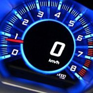 US Speedo® - LED Custom Speedometer Lighting