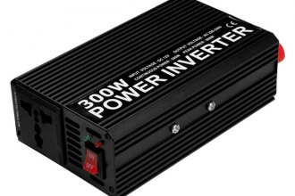 US Speedo® - Car DC / AC Inverter