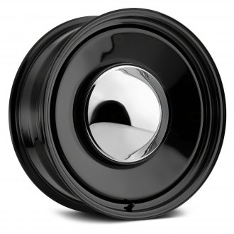 US WHEELS® - RAT ROD (Series 65) Gloss Black