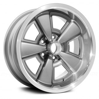 US WHEELS® - 5 SPOKE (Series 615) Gunmetal
