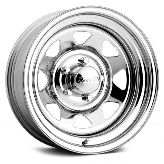 US WHEELS® - 8 SPOKE (Series 75) Chrome