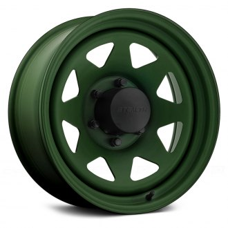 US WHEELS® - 8 SPOKE STEALTH (Series 704CG) Camo Green