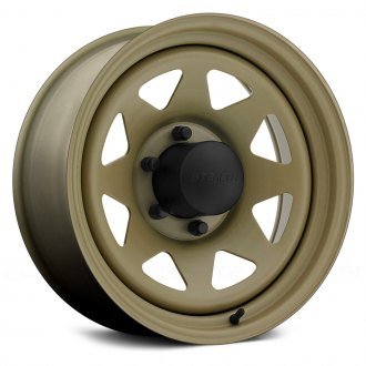 US WHEELS® - 8 SPOKE STEALTH (Series 704DS) Desert Sand