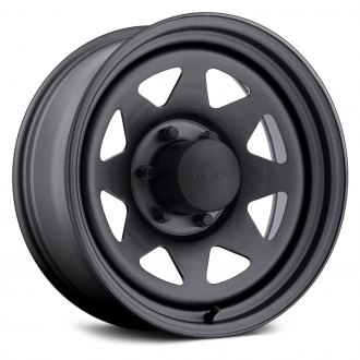 US WHEELS® - 8 SPOKE STEALTH (Series 704GM) Gunmetal