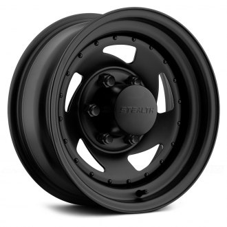US WHEELS® - BLADE Matte Black