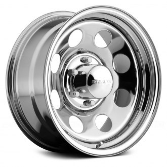 US WHEELS® - CRAWLER Chrome