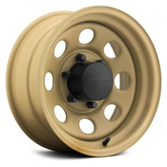 US WHEELS® - CRAWLER (Series 044DS) Desert Sand