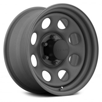 US WHEELS® - CRAWLER (Series 044GM) Gunmetal