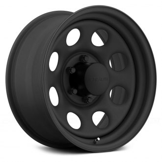 US WHEELS® - CRAWLER Matte Black