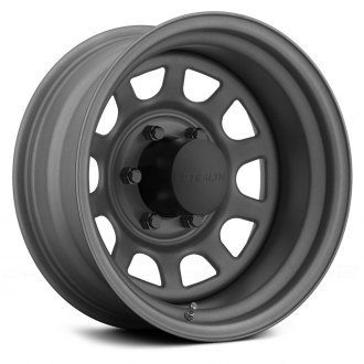 US WHEELS® - DAYTONA 804 Gunmetal