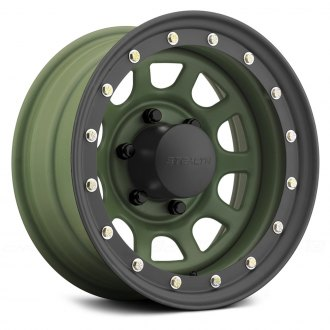 US WHEELS® - DAYTONA BEADLOCK Camo Green