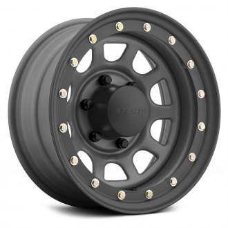 US WHEELS® - DAYTONA BEADLOCK Gunmetal