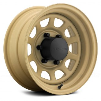 US WHEELS® - STEALTH DAYTONA (Series 804DS) Desert Sand