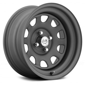 US WHEELS® - DAYTONA (Series 022GM) Gunmetal