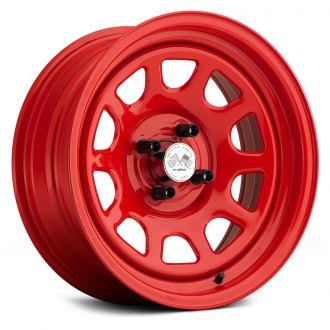 US WHEELS® - DAYTONA (Series 022RED) Red