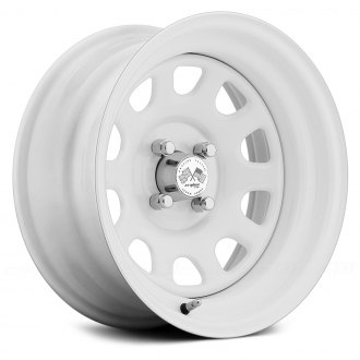 US WHEELS® - DAYTONA (Series 022W) White