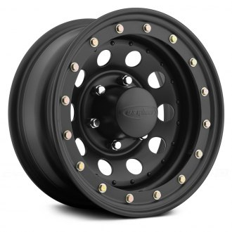US WHEELS® - MODULAR BEADLOCK Matte Black