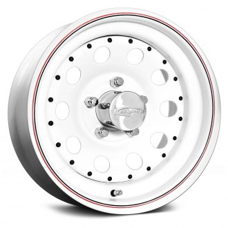 US WHEELS® - MODULAR White