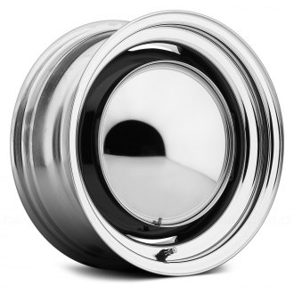 US WHEELS® - OE (Series 656) Custom Finish with Chrome Lip