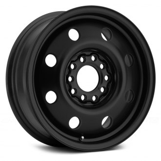 US WHEELS® - OEM WINTER REPLACEMENT Matte Black
