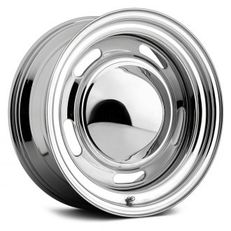 US WHEELS® - RALLYE (Series 57) Chrome