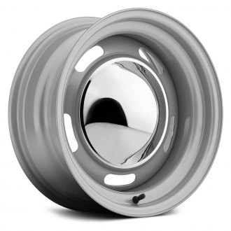 US WHEELS® - RALLYE Silver