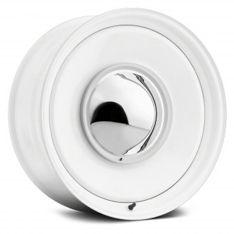 US WHEELS® - RAT ROD (Series 66) Gloss White