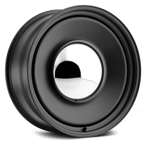 US WHEELS® - RAT ROD (Series 68) Matte Black