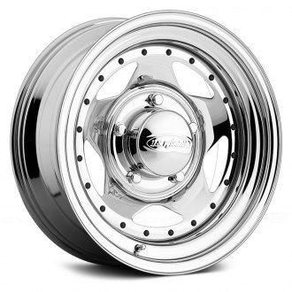 US WHEELS® - STAR (Series 37) Chrome