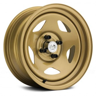 US WHEELS® - STAR (Series 021G) Gold