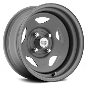 US WHEELS® - STAR (Series 021GM) Gunmetal