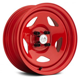 US WHEELS® - STAR (Series 021RED) Red