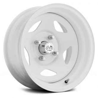US WHEELS® - STAR (Series 021W) White