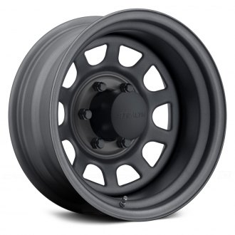 US WHEELS® - STEALTH DAYTONA (Series 804GM) Gunmetal