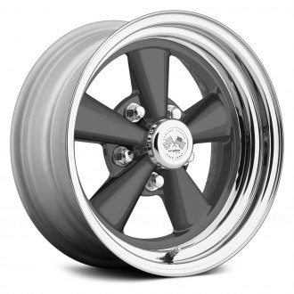 US WHEELS® - SUPER SPOKE Gunmetal with SS Lip