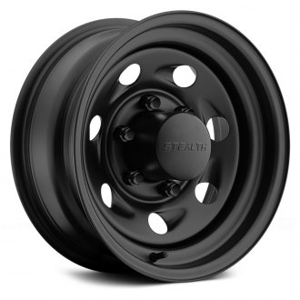 US WHEELS® - VORTEC Matte Black