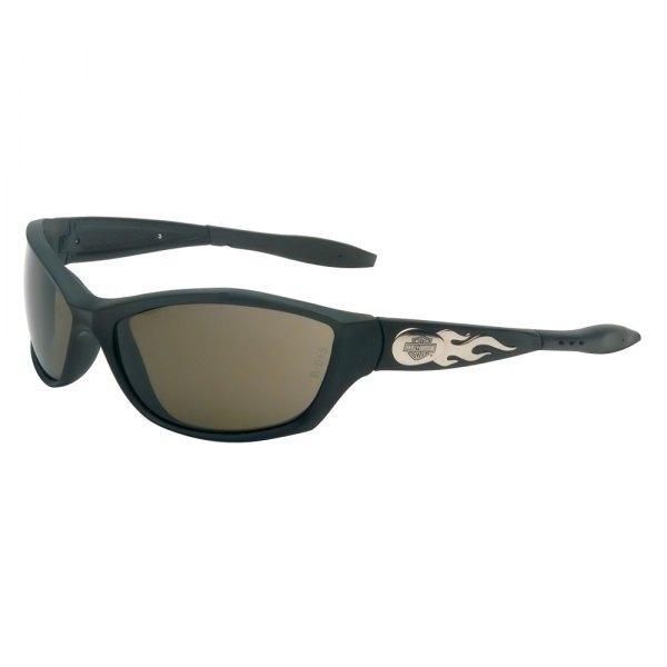 Glasses Frame And Lens : Uvex HD1001 - Harley Davidson Safety Glasses with Black ...