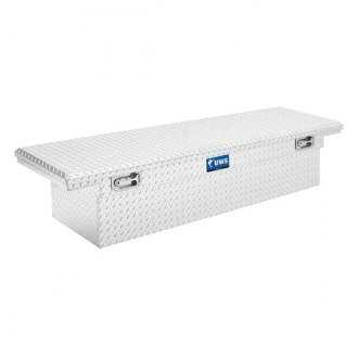 UWS® - Pull Handle Low Profile Single Lid Crossover Tool Box