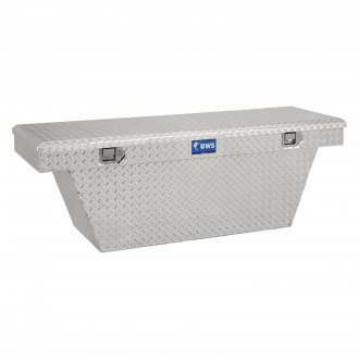 UWS® - Deep Wedge Single Lid Crossover Tool Box