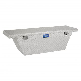 UWS® - Low Profile Deep Wedge Single Lid Crossover Tool Box